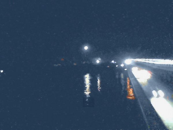 ...лунный мост...