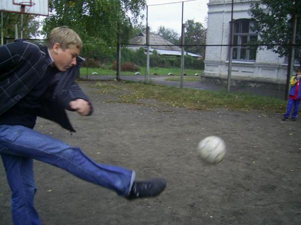 Череп типа спортсмен)