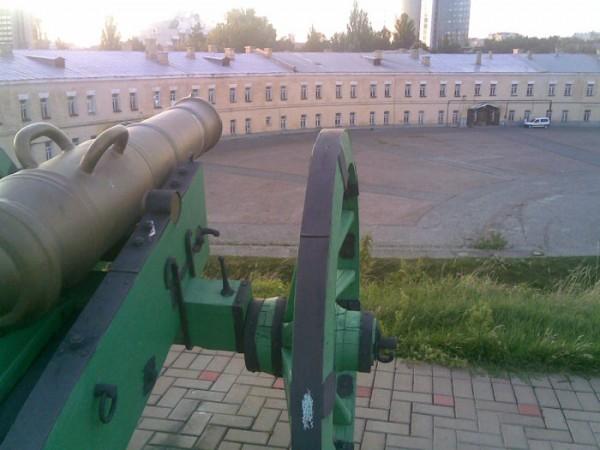 Военный госпиталь на Печерске, бывшая Киевская крепость