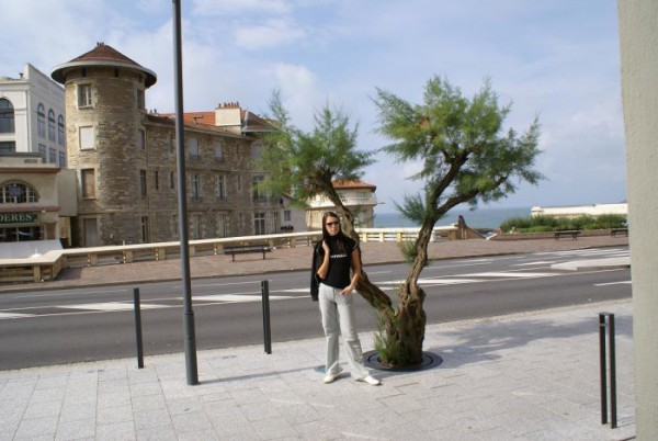 Biarritz. France,