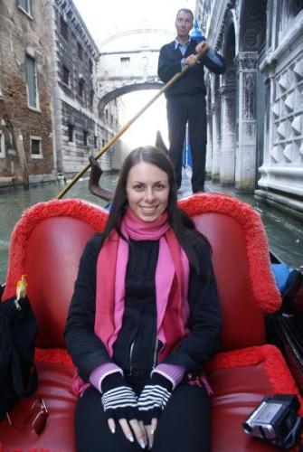 Gondola. Venice, Italy
