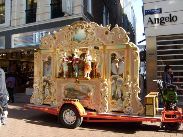 Street organ ( A-dam)
