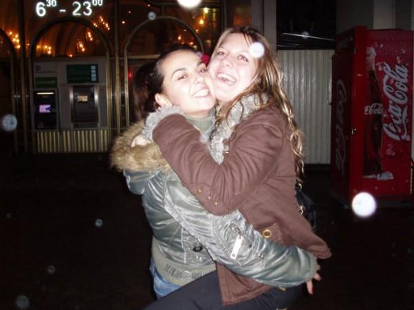 Это моя - липша подруга)))