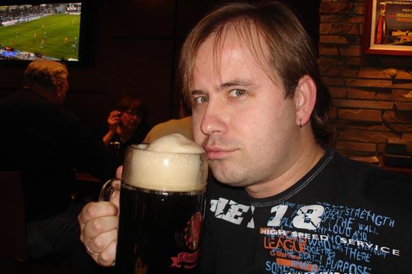 правильный бокал правильного пива :)