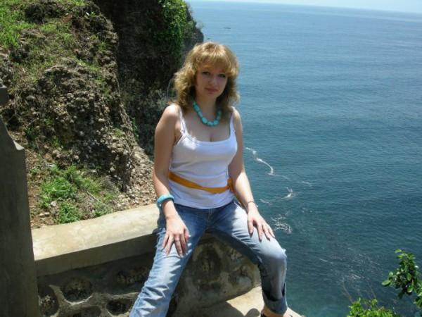 о. Бали, сзади океан...Красотища :-))))))