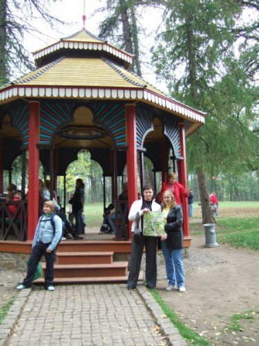 Умань, Софиевка, 2007 год
