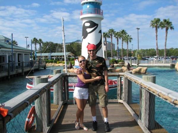 Sea World; Orlando, Florida ,USA