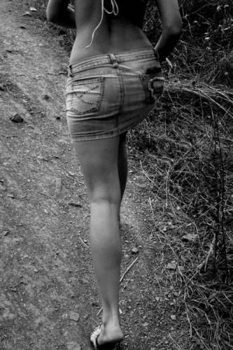 ножки...