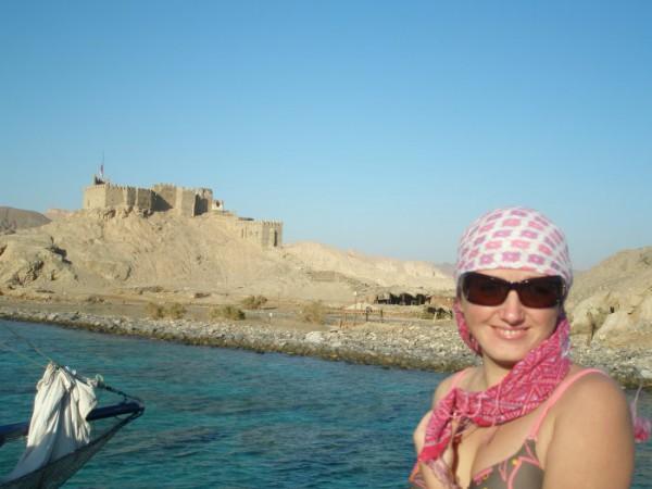 крепость Салах Эль дин.
