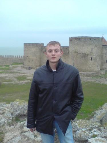 Не понял! А что тут за беспорядок у меня на даче устроили? (крепость в Белгород-Днестровском)
