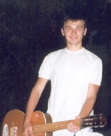 Я и гитара вещи практически неразлучимые