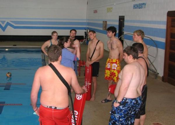 LifeGuard Training 2007