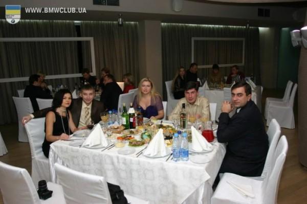 ДР Всеукраинского клуба BMW