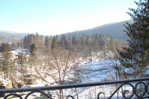 панорама с балкончика