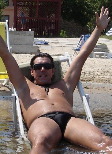 ...ЛЕТО - это маленькая ЖИЗНЬ !!! :)))) пляж Отрада, Одесса (28 июля 2007г.)