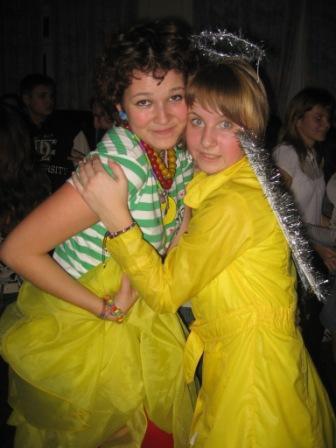 ой, ми такі жовтенькі)))