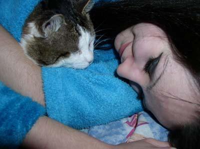 Myself and Kesha