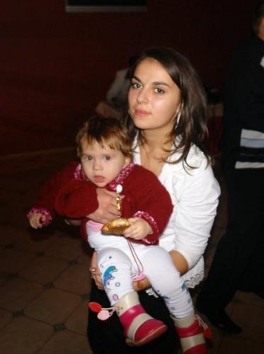 я и моя племянница-София