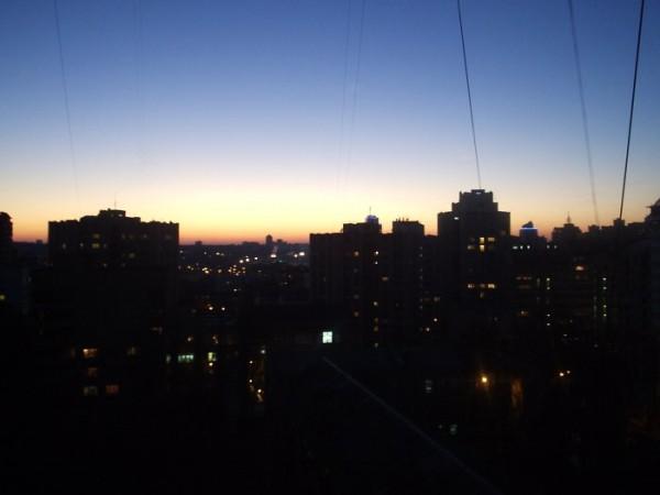 вид из моего окна.....