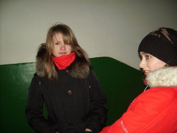 Маринка и Алёнка