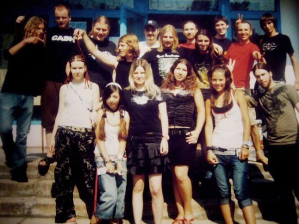 старейшее фото! лето,Тотал,голландцы...эх круто было!