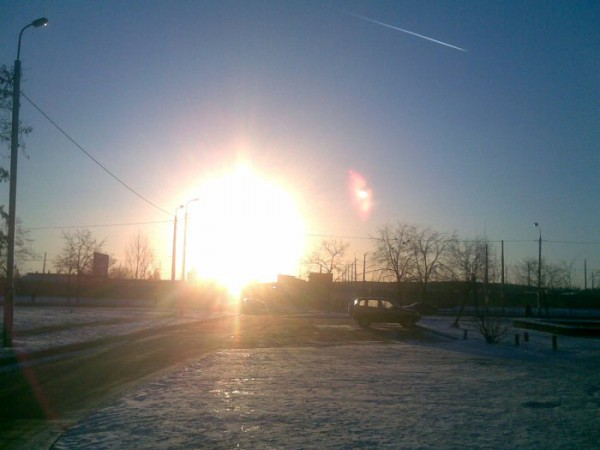 Сегодня утрецом!)))