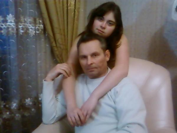 Я с папулей )))