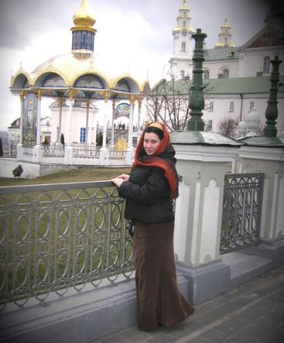 06.03.2008 Почаевская Лавра - духовно обогощает меня)