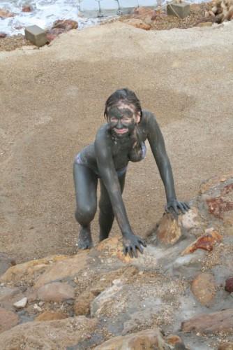русалка из Мертвого моря:)