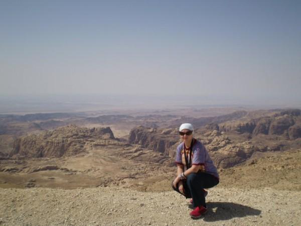 Горы Аль-Шара гыгы)))) Иордания