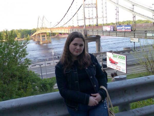 пешеходный мост 5 мая 2008