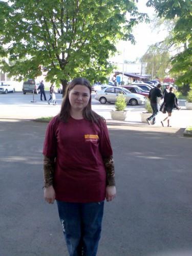 ето я на митинге)))))))))