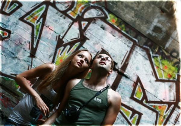 Маша и Вова.  12.06.08.