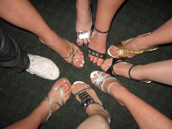 Ну как вам эти ножки?!