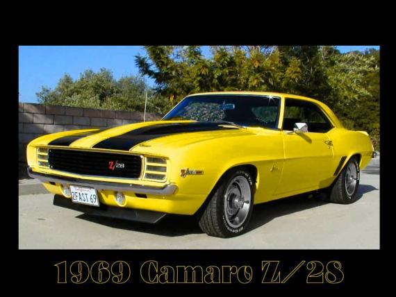 мой любимый Camaro 1969 года класический пример американских машын 50-70 лет