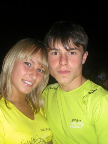 Мой друг Максим и я)))))