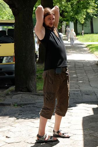 потягушки) Дембица, Польша 19/06/2008