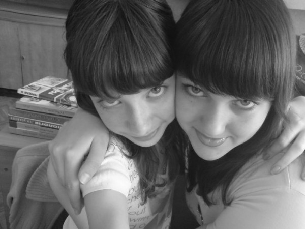 я и моё солнышко)))))