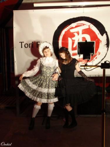 Dio, лідер київських Лоліт, і Yumi