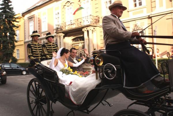 Эгер. Венгерская свадьба.