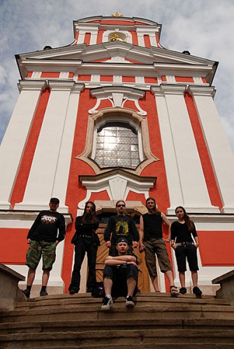Holy Blood in Cerveny Kostelec 20/06/2008