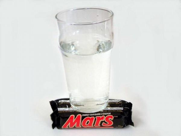 Сенсация!!! Существование воды на Марсе подтверждено!!!