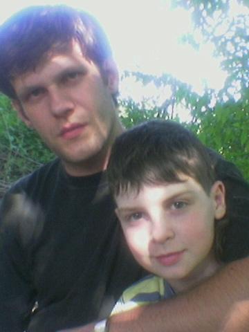 Артём с Датошкой