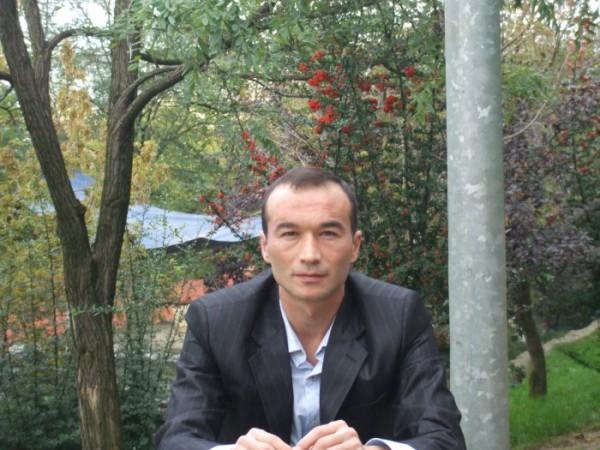 in park in istanbul