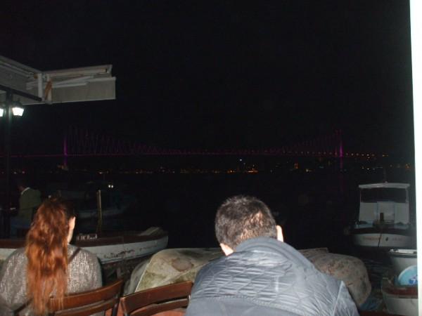 bosphors bridge in istanbul