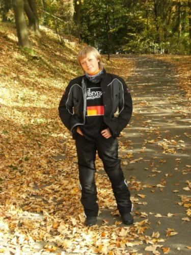 Дорога в осень. Версия 2008 года :-)