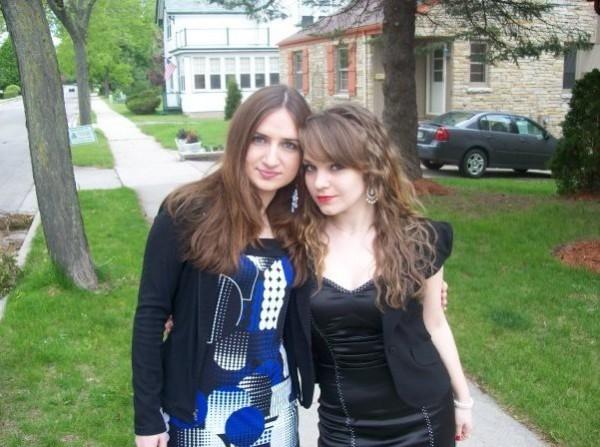 Я и Наирочка!