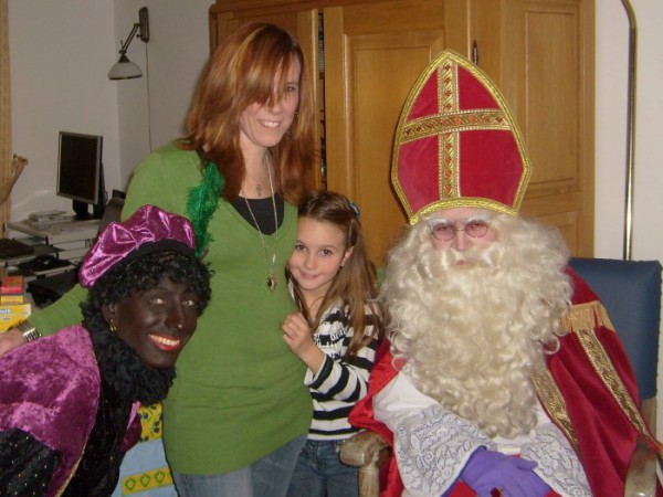 Saint Nicolas celebration at my home :) December 5th 2008