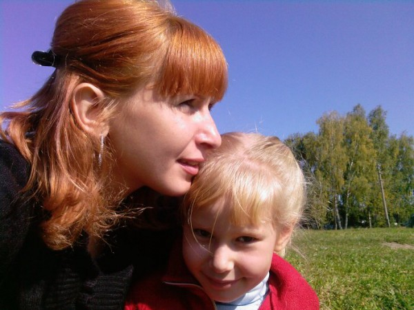я с племяшкой..)))