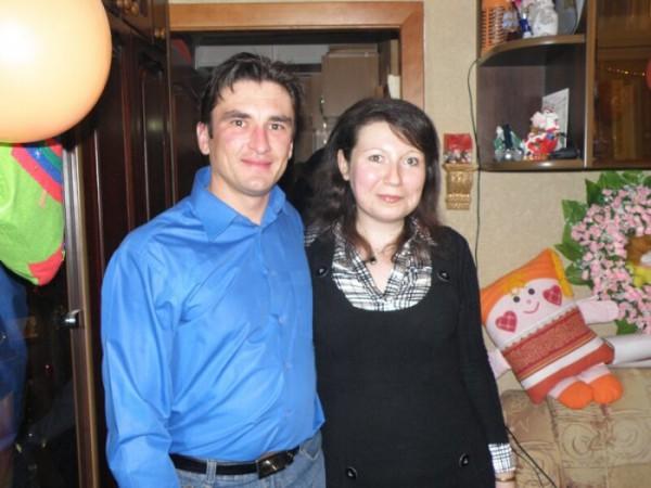 Люблю своего мужа. И всем желаю быть любимыми и любить! :)